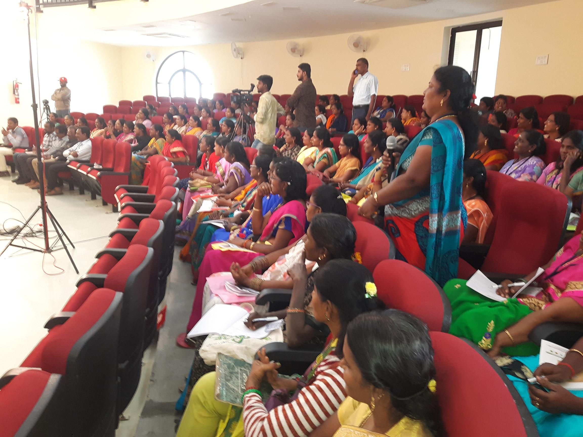 பெண்கள் தொழில் பயிற்சி வகுப்பு காஞ்சிபுரம்