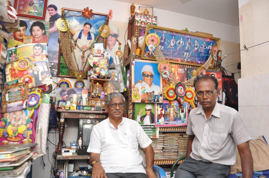 மதுரை சண்முகசுந்தரம், தமிழ்நேசன்