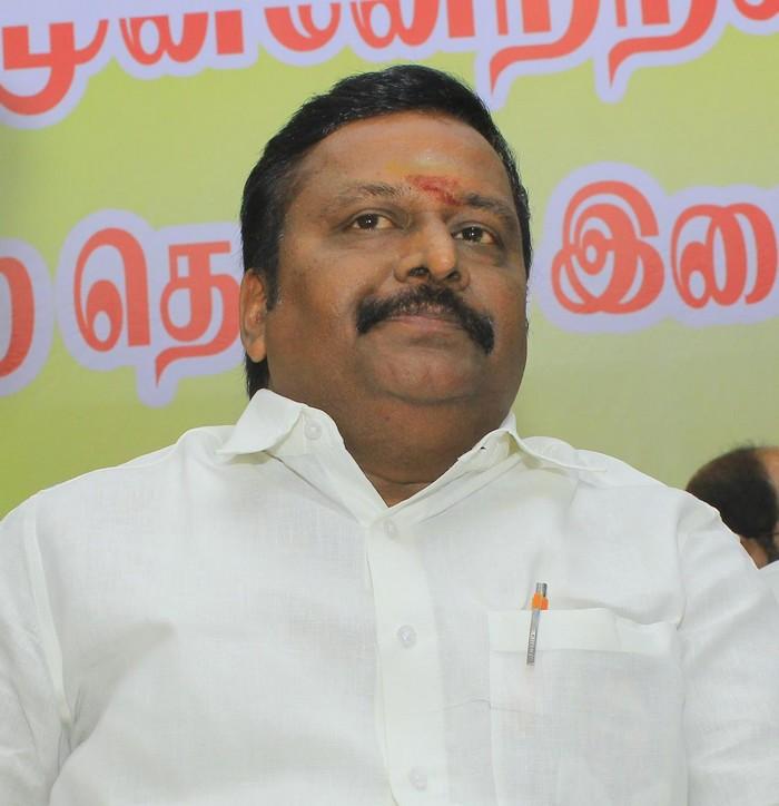 திருவாரூர் தொகுதி அமமுக வேட்பாளர் காமராஜ்