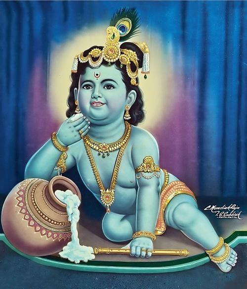 கண்ணன் - திருப்பாவை