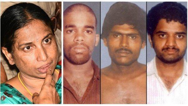 ராஜீவ் காந்தி கொலையில் குற்றம் சுமத்தப்பட்டவர்கள்