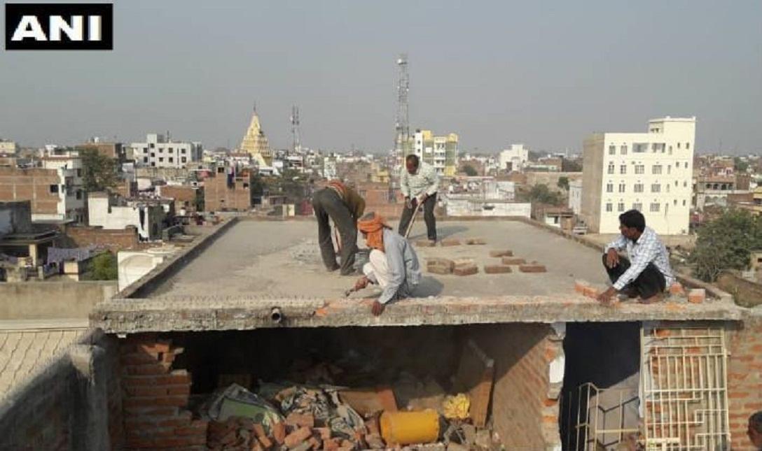 பாலியல் புகாரால் இடிக்கப்படும் முஸாபஃர்பூர் சிறார் இல்லம்