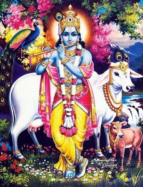 கிருஷ்ணர் - திருப்பாவை