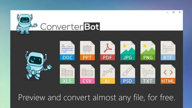 Convertor Bot