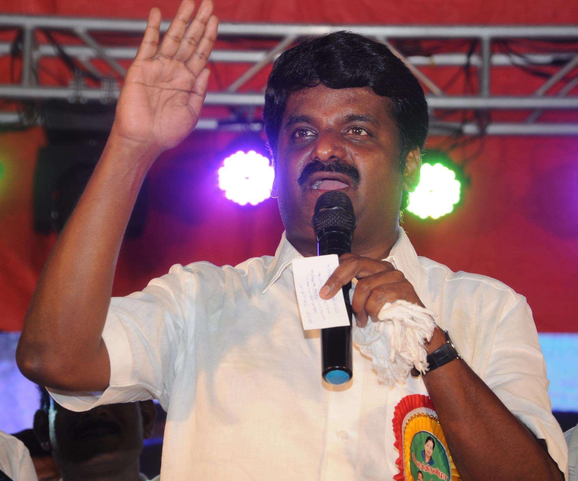 அமைச்சர் விஜயபாஸ்கர்