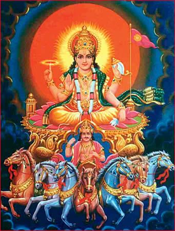 சூரிய பூஜை