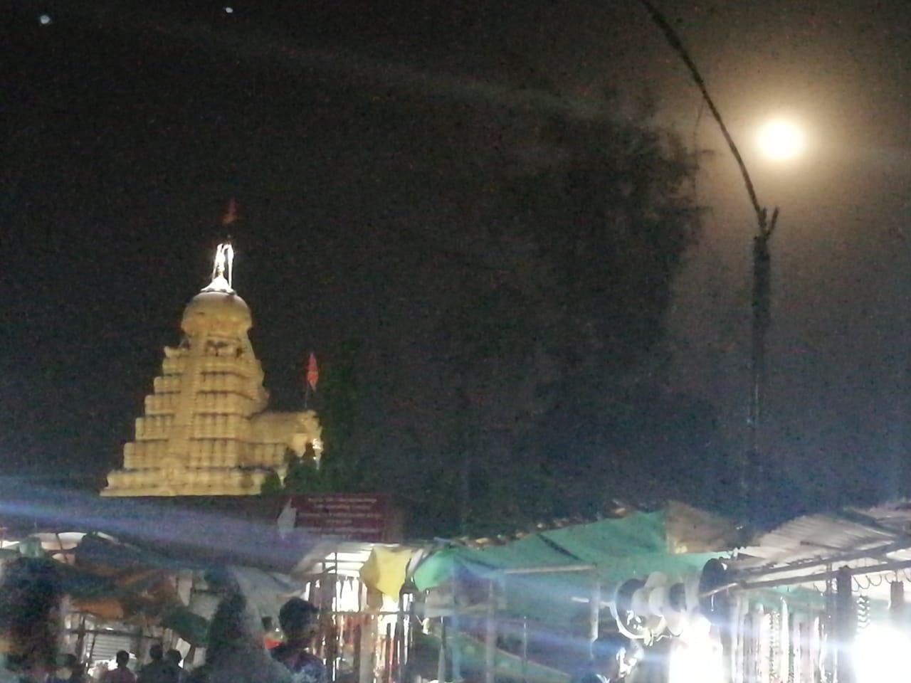 ஜோதிர்லிங்கத் தலம்