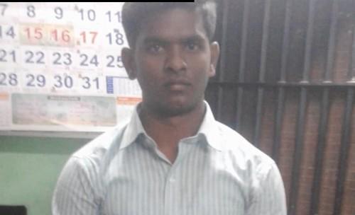 பிடிபட்ட போலி ஐ.ஏ.எஸ் யுவராஜ்