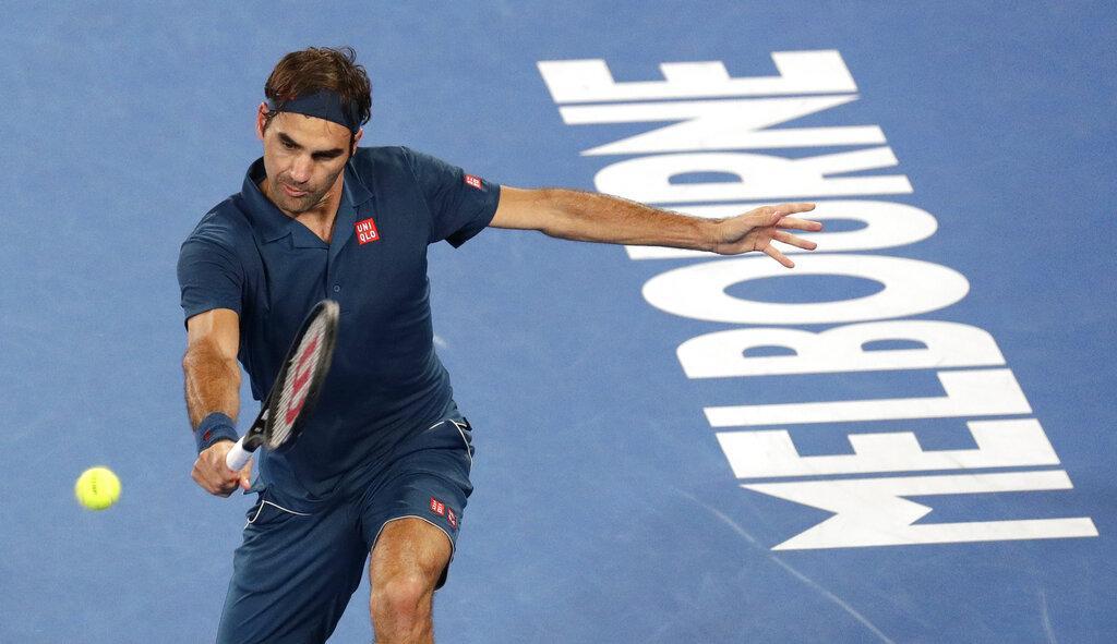 ஃபெடரர் Australian Open