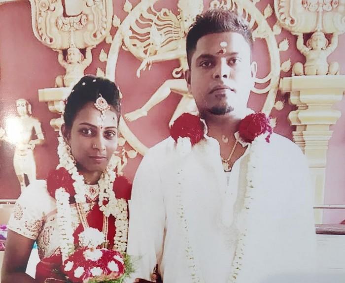 ராஜ்குமாருடன் திருமணம் செய்துக்கொண்ட மலேசியப் பெண்