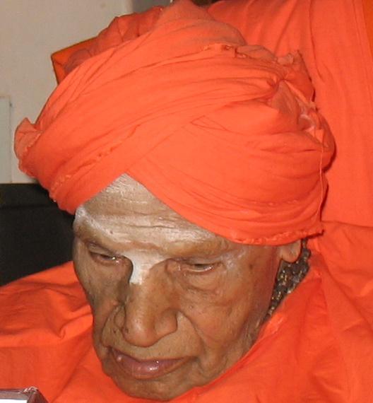 சிவகுமார சுவாமிகள்  மடாதிபதி