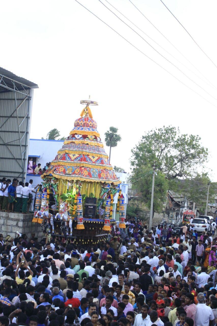 திருவெப்பூர் தேர்த் திருவிழா