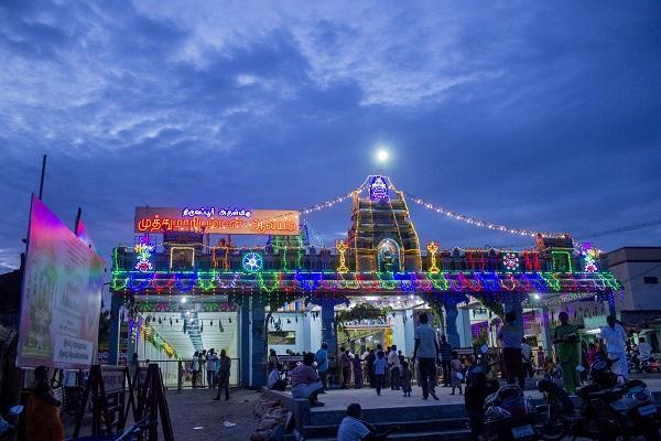 திருவெப்பூர்  முத்துமாரியம்மன்