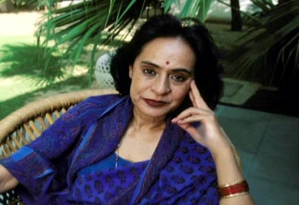 எழுத்தாளர் கீதா மேத்தா