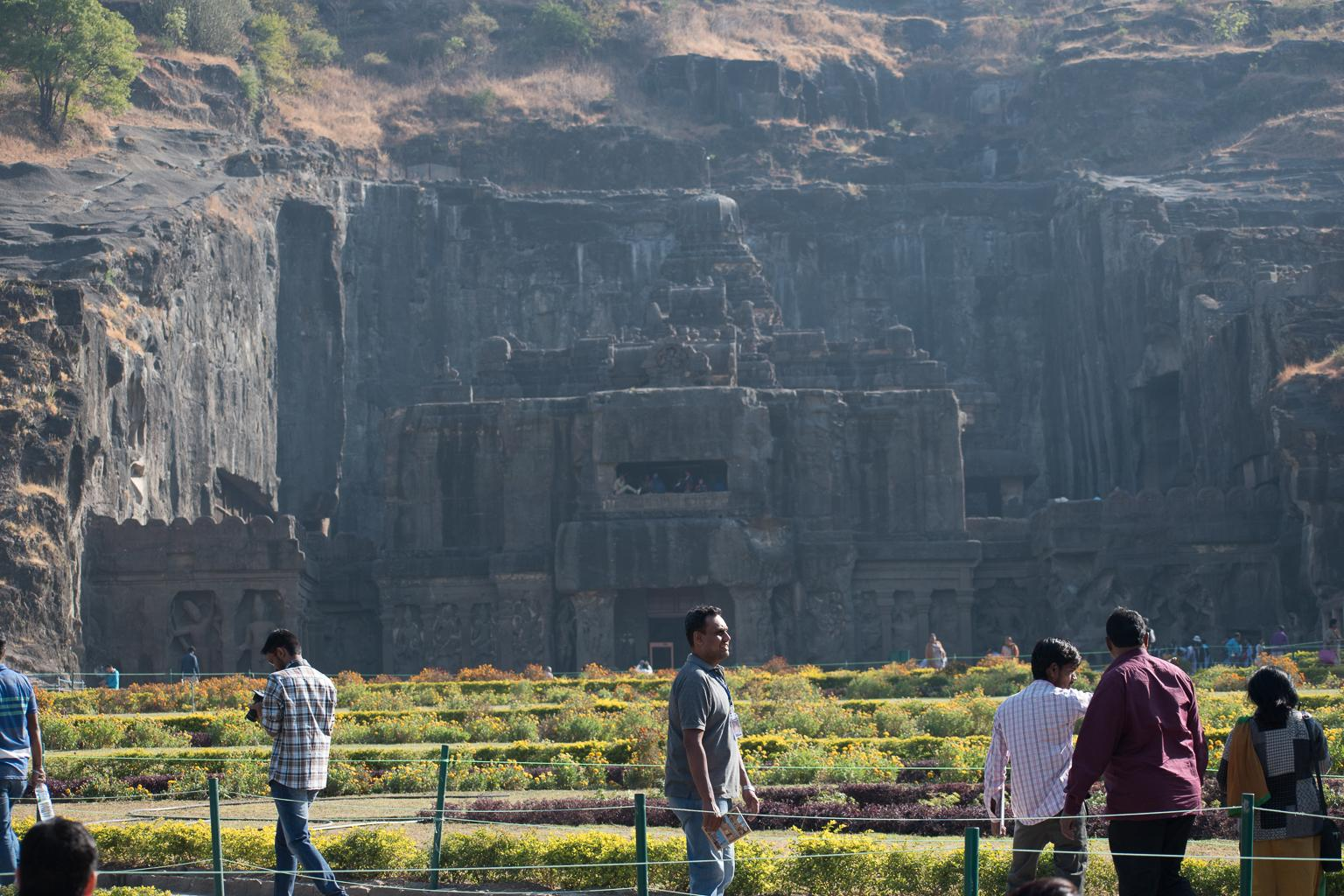 எல்லோரா கயிலாசநாதர் கோயில்