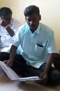 பழனிவேலு (கிளர்க்)