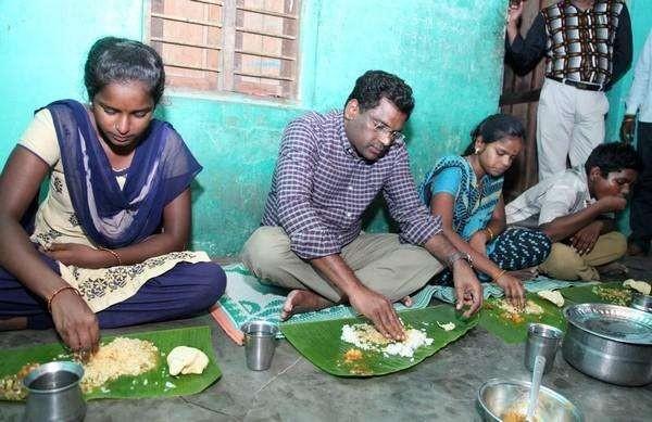 திருவண்ணாமலை ஆட்சியர் கந்தசாமி
