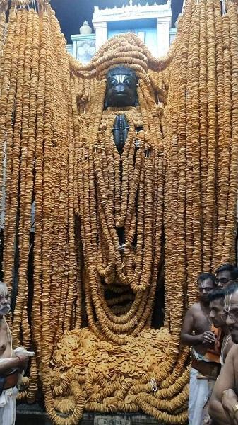 ஆஞ்சநேயர் சிலை