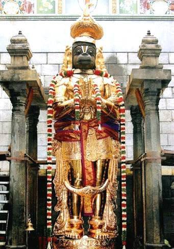 பிரமாண்ட சிலை ஆஞ்நேயர்
