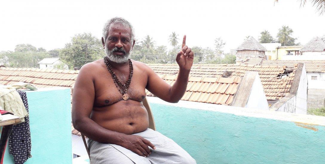 வாடிப்பட்டி தப்பு செட்டு ஏன் அவ்வளவு ஸ்பெஷல்... ரகிசயம் பகிரும் சதாசிவம்!