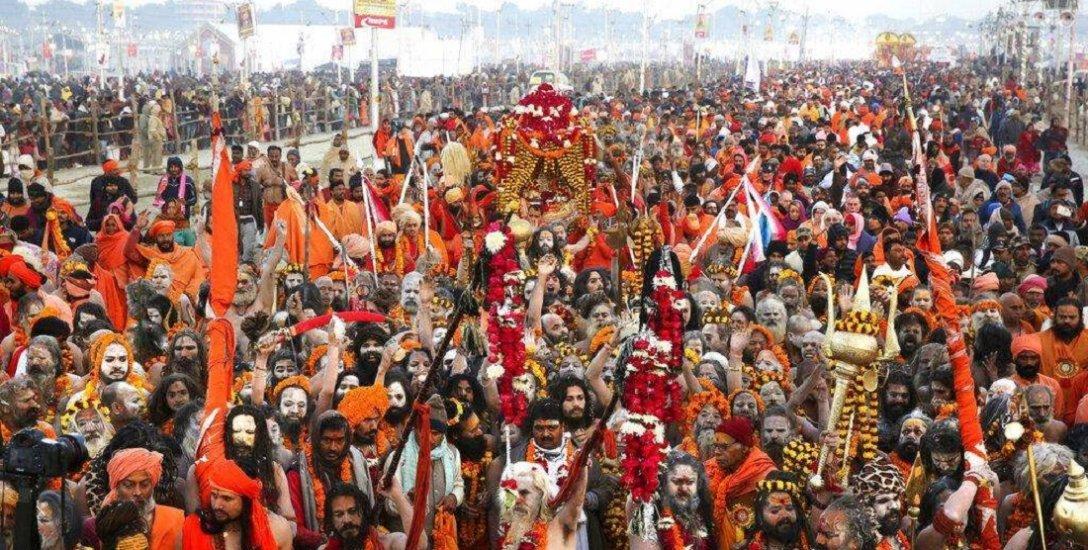 250 கி.மீ சாலை வசதி, 9 மேம்பாலங்கள், 1 லட்சம் கழிப்பறைகள்... ரூ.4500 கோடியில் அர்த்த கும்பமேளா ஏற்பாடுகள்! #VikatanInfographics