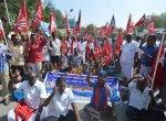 மத்திய அரசைக் கண்டித்து சாலை மறியல்: விருதுநகர் மாவட்டத்தில் 1330 பேர் கைது
