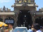 ராமேஸ்வரம் கோயிலில் நிறுத்தப்பட்ட ஆளுநர் வாகனம் - பக்தர்கள் வேதனை