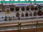 பண்டைய நீர் இறைக்கும் கருவிகள்... இசை, போர்க் கருவிகள்..!- கரூரில் பாரம்பர்ய கிராமியத் திருவிழா