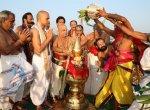 கன்னியாகுமரி திருப்பதி வெங்கடாசலபதி கோயில் கும்பாபிஷேகம் கோலாகலம்!