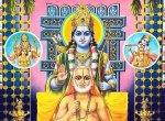 காவிரிக் கரையில் கருவாகி மகவாக உதித்த மந்திராலய மகான்... ஶ்ரீராகவேந்திரர்!