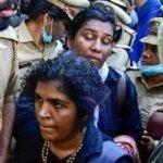 தமிழகத்திலிருந்து 24 பேர் உட்பட 51 பெண்கள் சபரிமலையில் தரிசனம்! உச்ச நீதிமன்றத்தில் கேரள அரசு