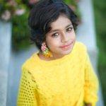 `நீ என்னை மாதிரின்னு சொன்னாங்க சிம்பு அங்கிள்!' - புன்னகைக்கும் `மெளனராகம்' பேபி கிருத்திகா