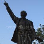 `மத்தியில் ஆளும் ஊழல் ஆட்சி அகற்றப்பட வேண்டும்!' -  நெல்லையில் சீதாராம் யெச்சூரி பேச்சு
