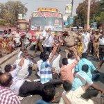 முதல்வர் மாவட்டத்தில் வலுப்பெற்ற ஜாக்டோ ஜியோ போராட்டம் -சாலை மறியலால் பரபரப்பு!