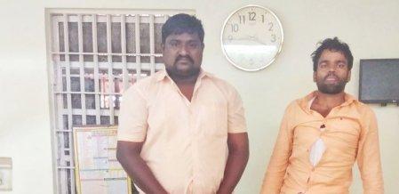 மூதாட்டியைக் கட்டிவைத்து நகை கொள்ளை! - சிசிடிவியால் சிக்கிய ரவுடிகள்! #Cuddalore