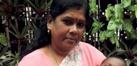 `என்னால மறக்க முடியலை; மனசு பதறுது!' - சுதந்திரத்தைப் பிரியும் கீதா கண்ணீர்