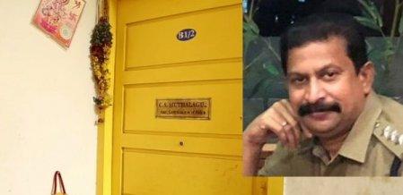 வாட்ஸ்அப் ஆடியோ புகழ் போலீஸ் உதவி கமிஷனர் வீட்டுக்குள் நுழைந்தவிஜிலென்ஸ்!