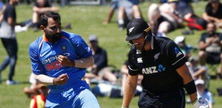 ரிஸ்ட் ஸ்பின்னர்களை விட ஷமி நிகழ்த்தியது சூப்பர் மேஜிக்... இந்தியா வென்றது எப்படி?! #NZvIND