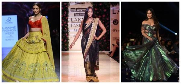 Growth of Fashion in India