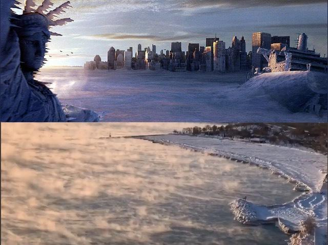 Michigan vs Day after Tommorow
