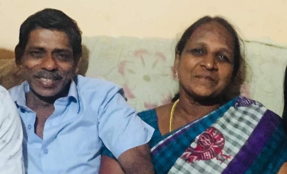 லவ் மெரேஜ் செய்த அப்சல் அப்பா அம்மா
