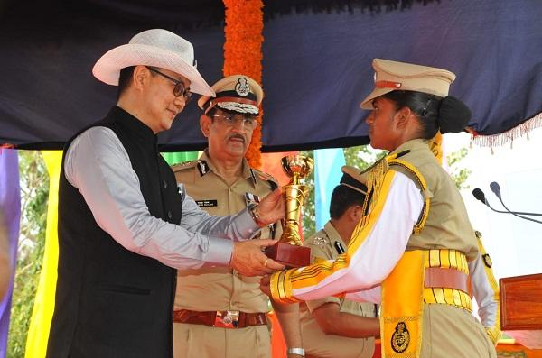 மத்திய உள்துறை இணை அமைச்சர் கிரண் ரிஜிஜு