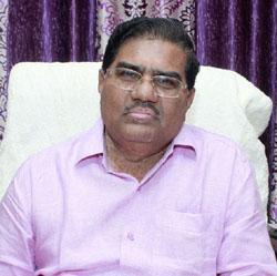 கரூர் முன்னாள் கலெக்டர் கோவிந்தராஜ்