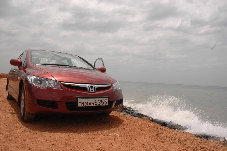 ஹோண்டா பிரியோ, சிவிக்