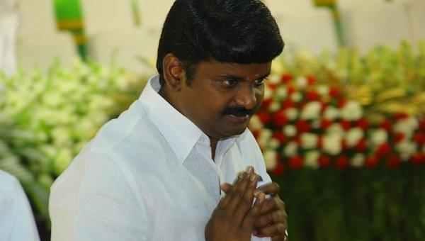 அமைச்சர் சி.விஜயபாஸ்கர்