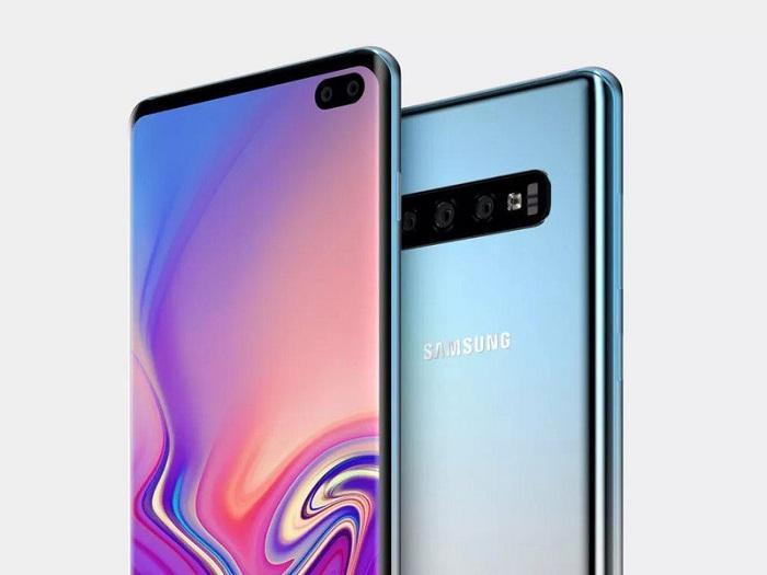 Samsung கேலக்ஸி S10