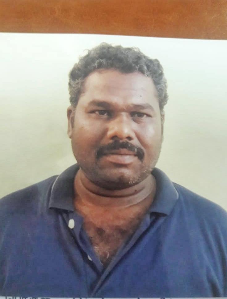 குண்டர் சட்டத்தில் கைதான ரவுடி சிவக்குமார்