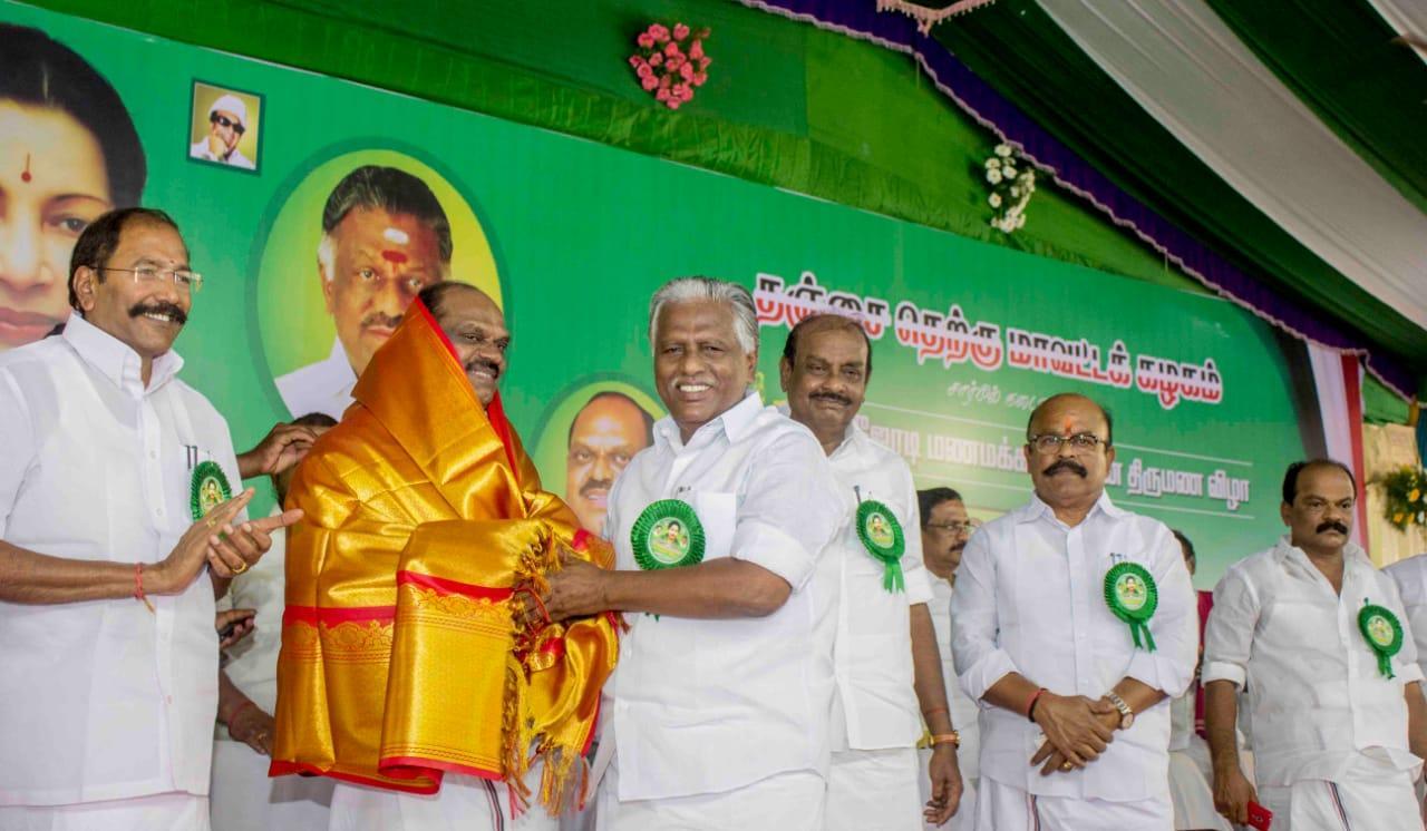 கே பி முனுசாமி
