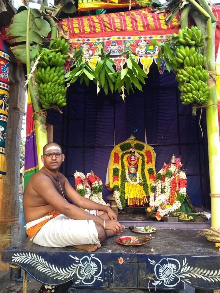 கடம்பவனேஸ்வரர்