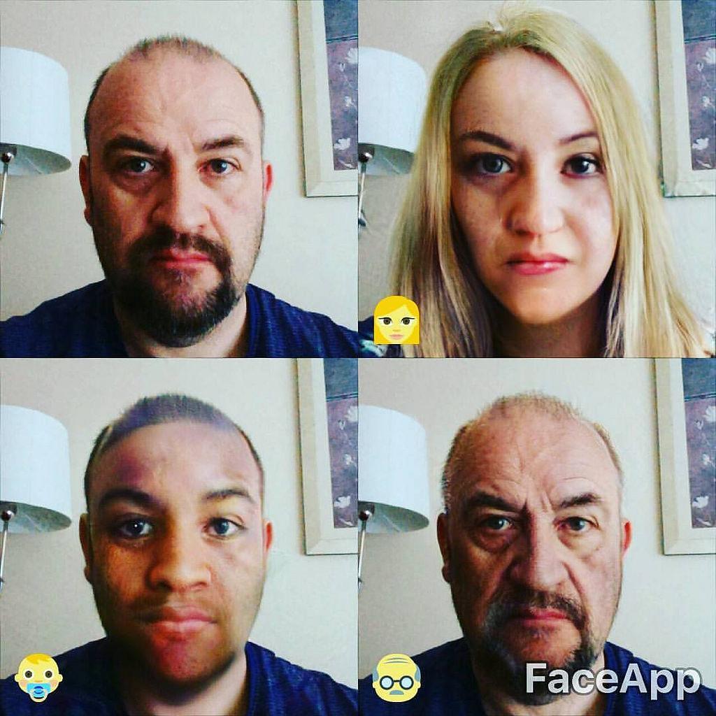 FaceApp AI
